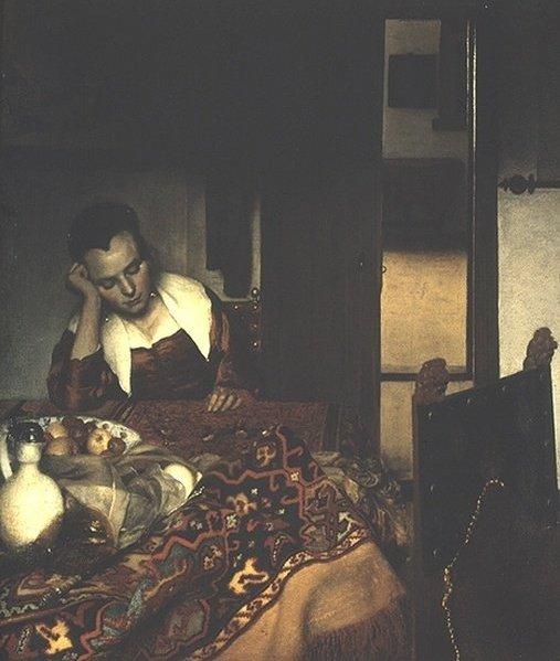 Bildindex johannes vermeer for Biographie de vermeer